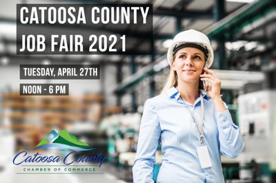 Catoosa County Job Fair 2021