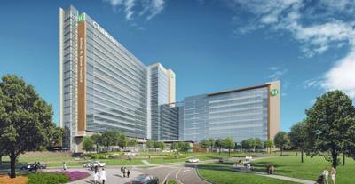 102120_MNS_GHN_Blank_Hospital Arthur M. Blank Hospital rendering