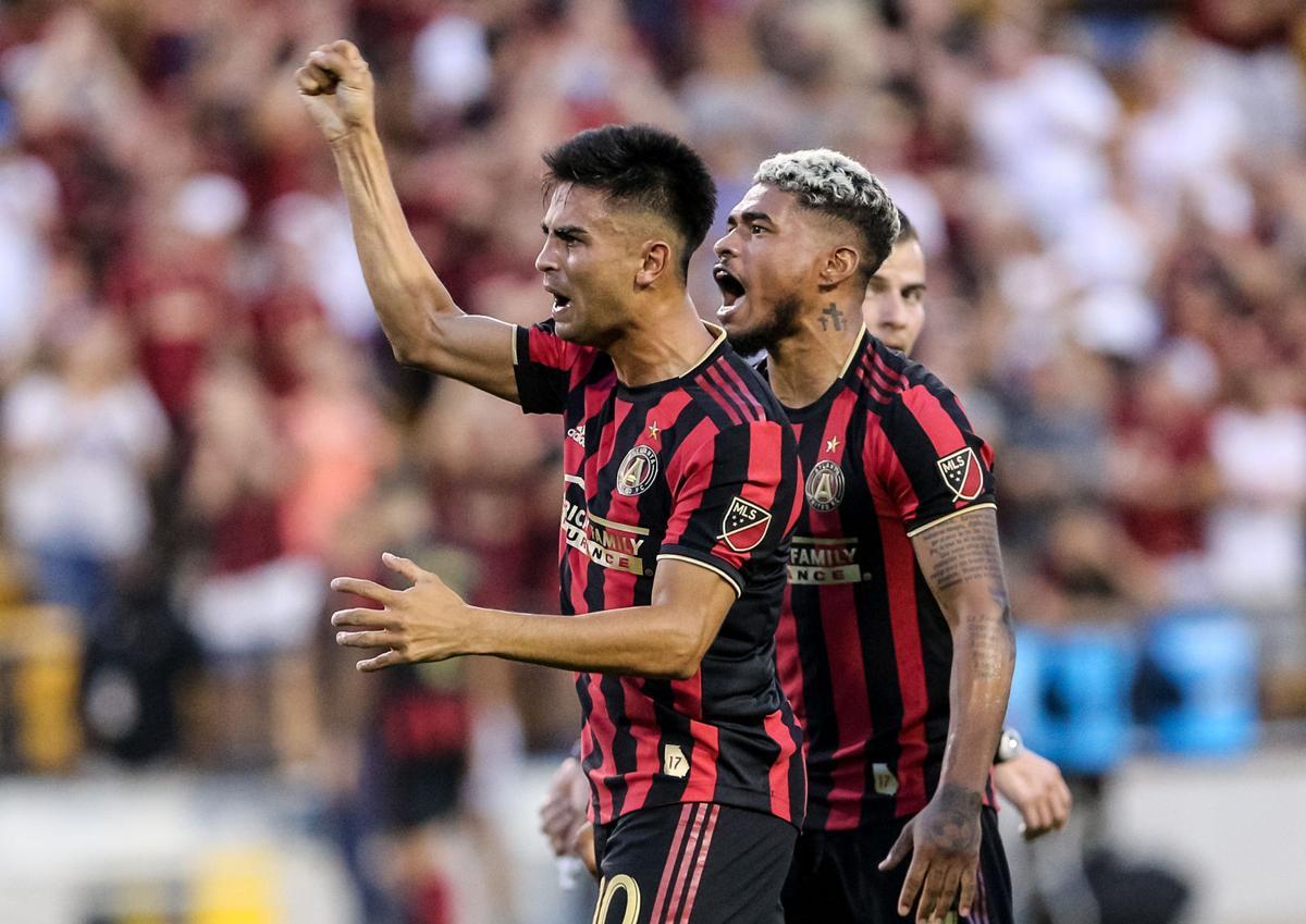 Atlanta United v Saint Louis FC July 10, 2019