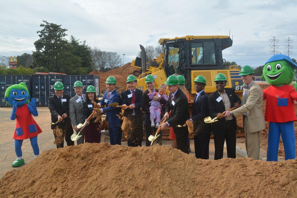 Center for Advanced Pediatrics breaks ground in Brookhaven