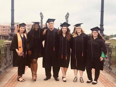 GHC graduates from Polk School District