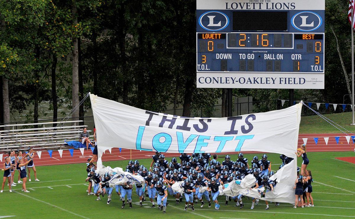 Lovett vs. BEST Academy