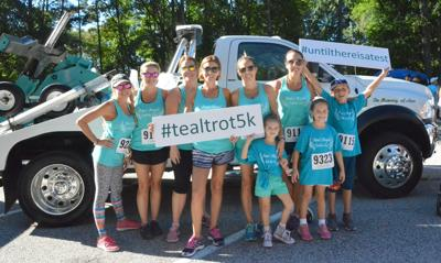 091119_MNS_Teal_Trot group
