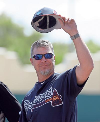 5e4f588e52 Induction day nears for Braves great Chipper Jones
