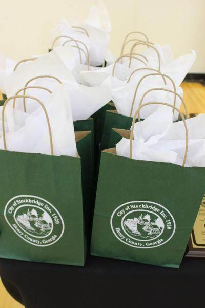 Unity in the Community gift bags
