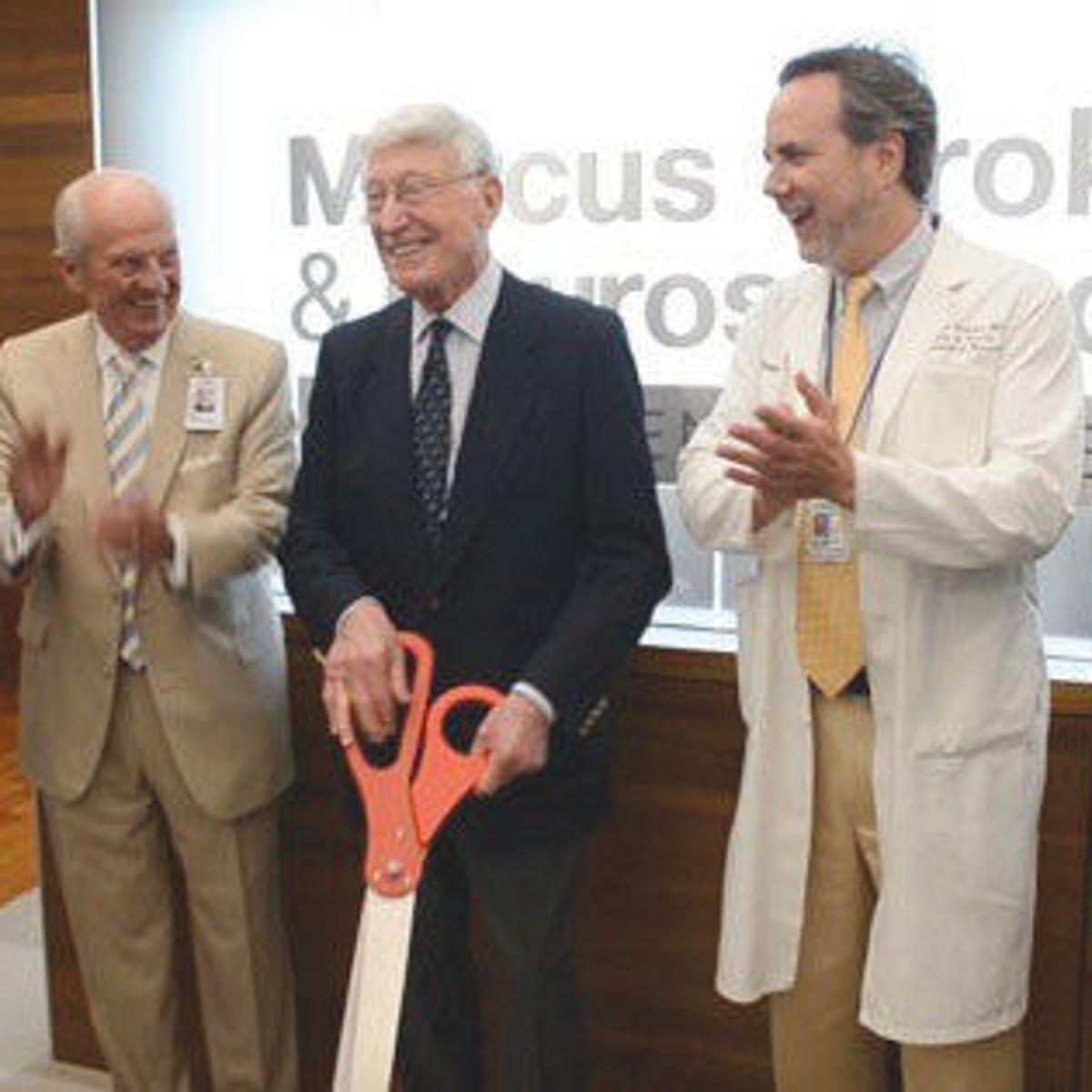 Marcus Stroke Center opens at Grady | Northside / Sandy