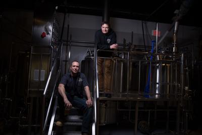 Schoolhouse Brewing cofounders