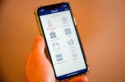 City of Roswell App