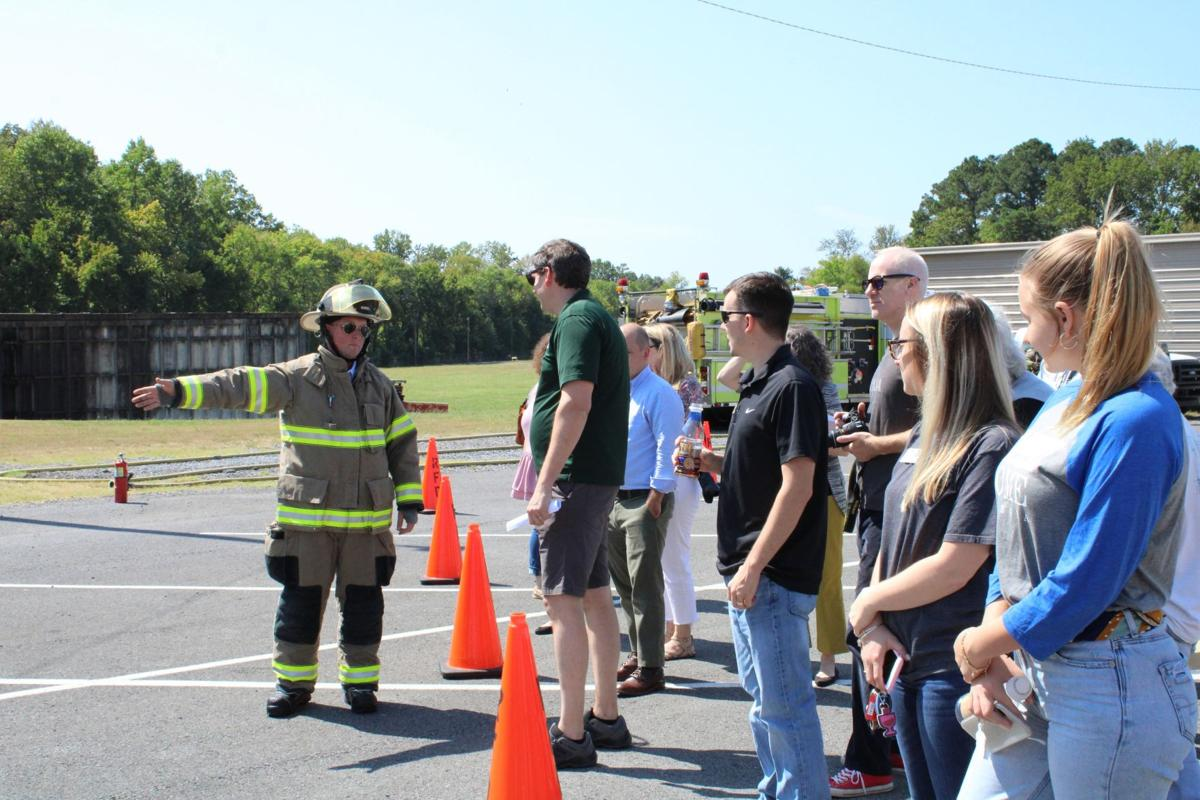 Preservationists learn fire safety