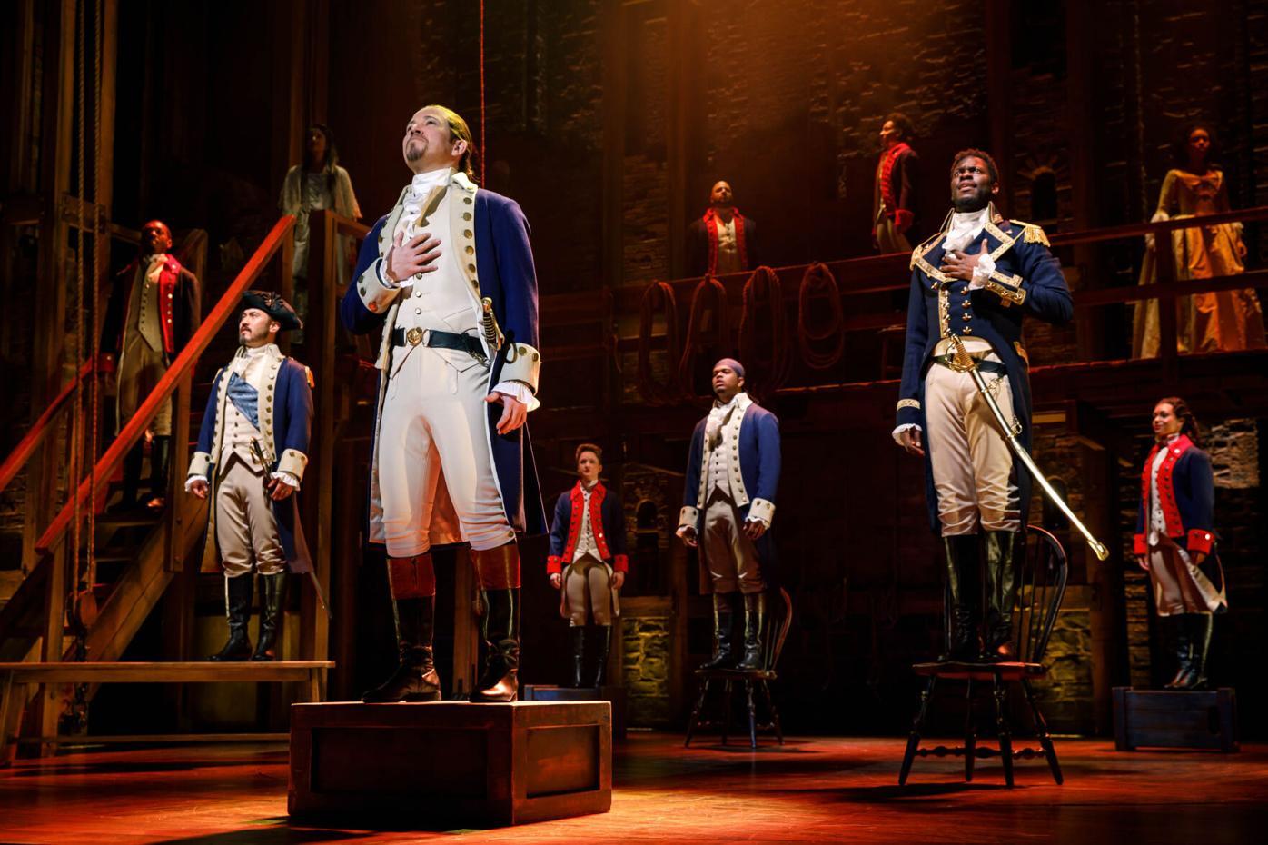"""""""Hamilton"""" National Tour"""