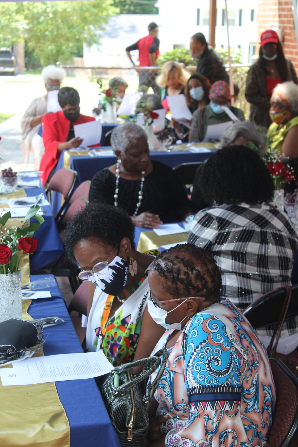 Cobb NAACP mothers luncheon '21