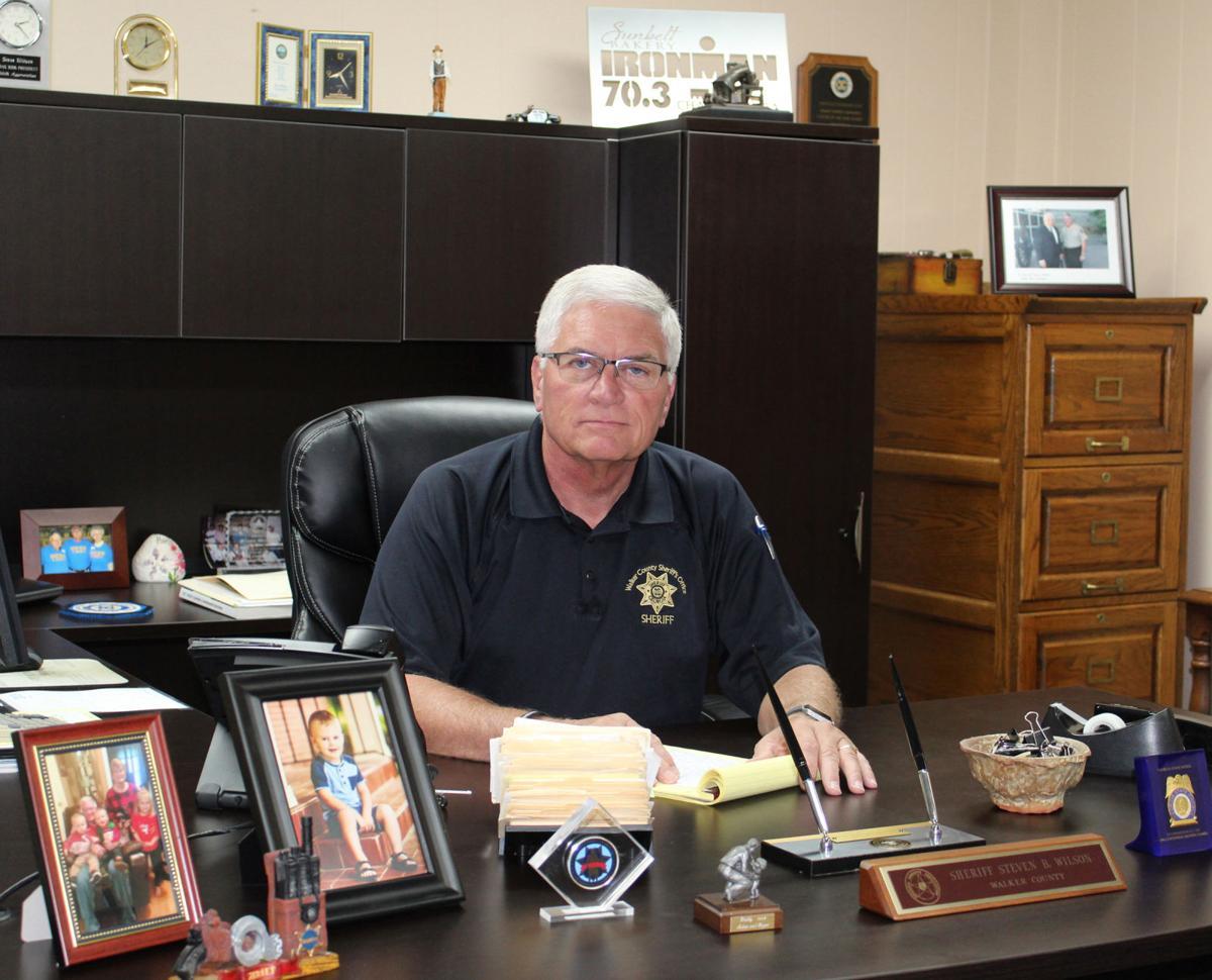 Walker County Sheriff Steve Wilson