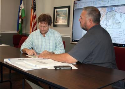 Housing committee members review Census tracts