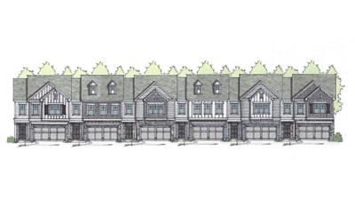 Cunningham Road townhomes