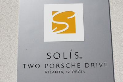 Solis hotel logo