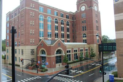 The Cobb County Superior Courthouse