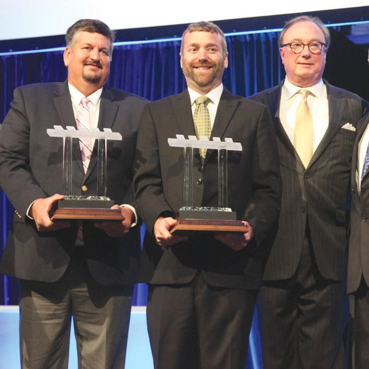 GDOT engineers leading I-85 bridge project honored | News