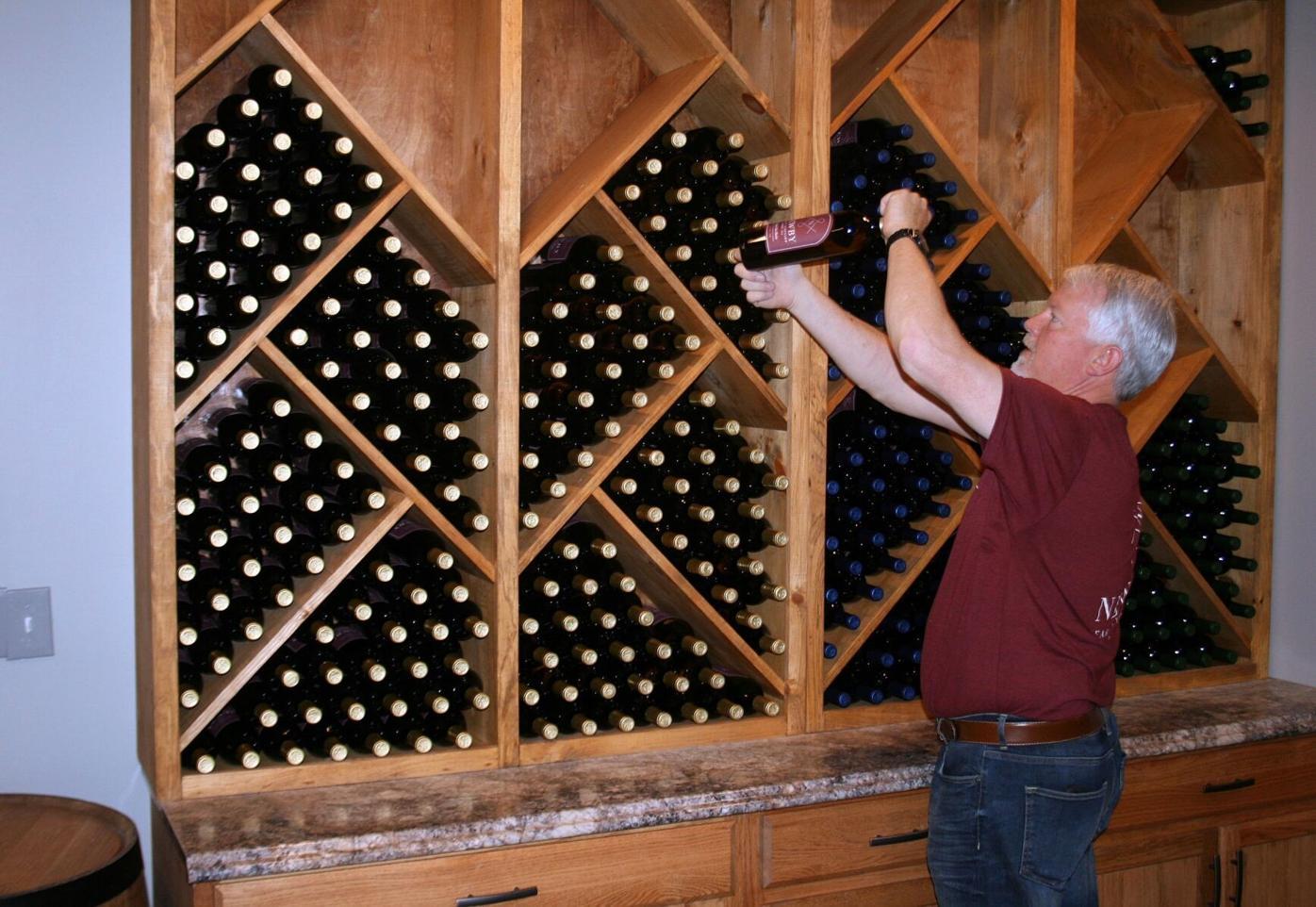 Newby Farm and Vineyard wine tasting room to open next week