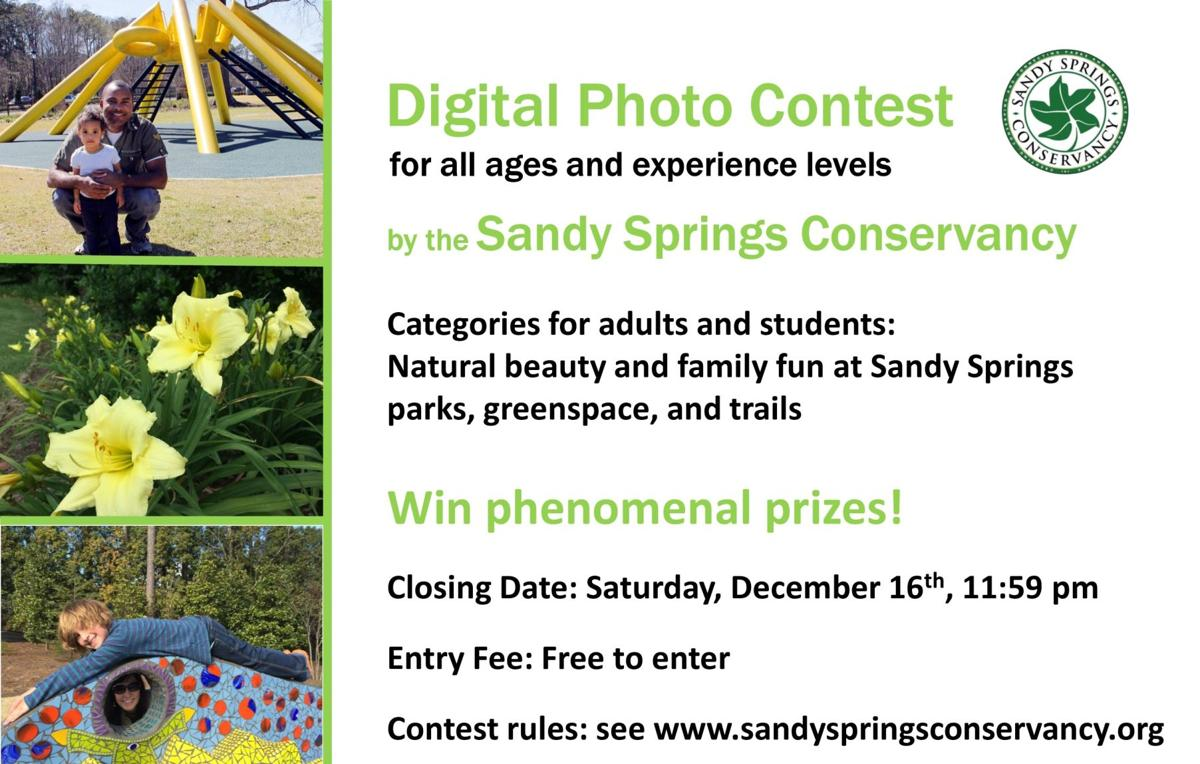 Sandy Springs Conservancy Launches Photo Contest Community