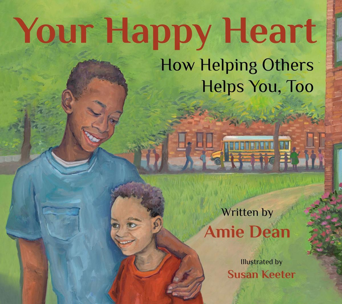 'Your Happy Heart' Cover