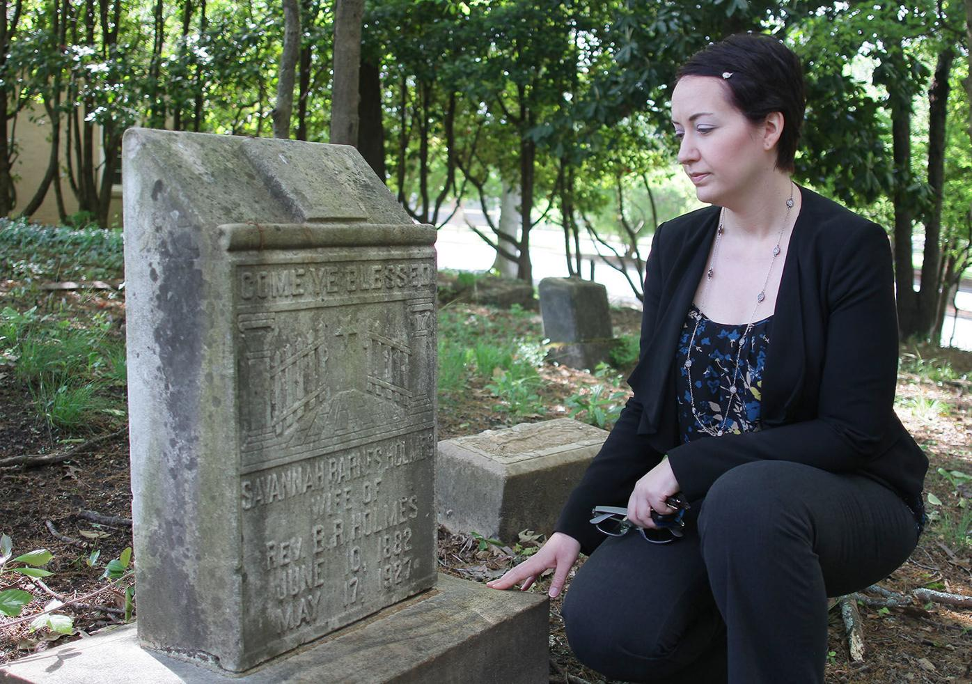 Grave Landscapes 1 Erica Danylchak