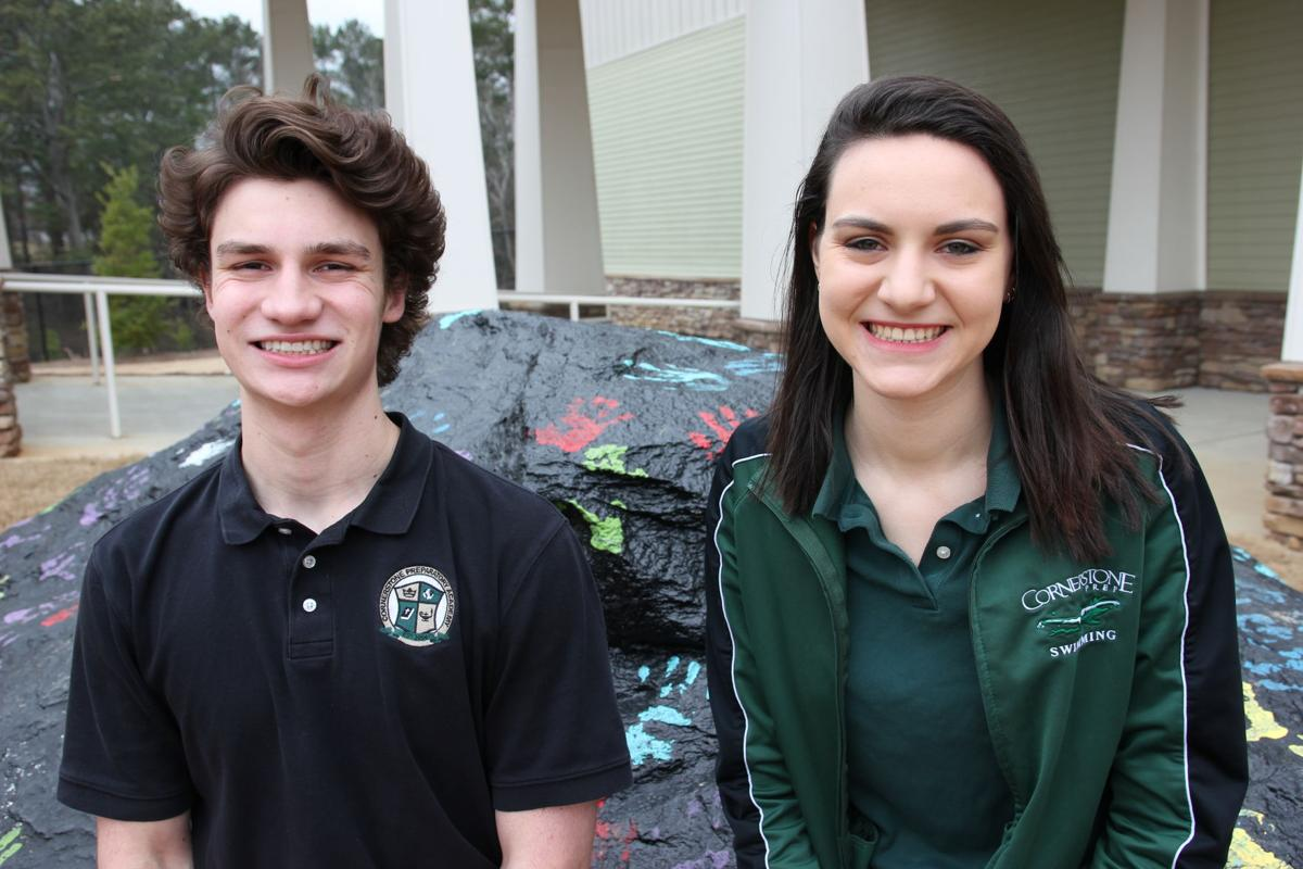 Two Cornerstone Prep Students Earn Uga Certificates Of Merit