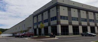 DHL Supply Chain facility exterior