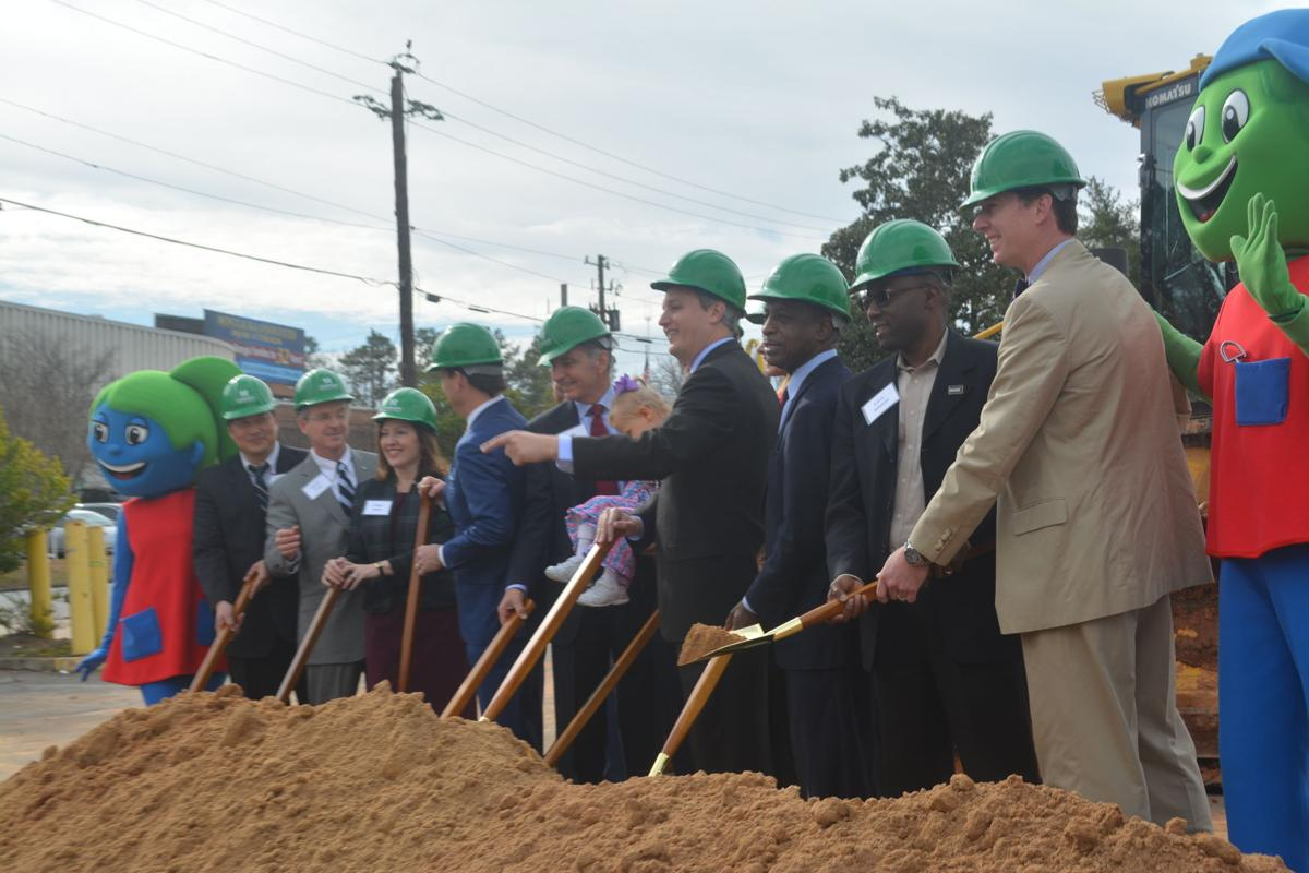 Center for Advanced Pediatrics breaks ground in Brookhaven