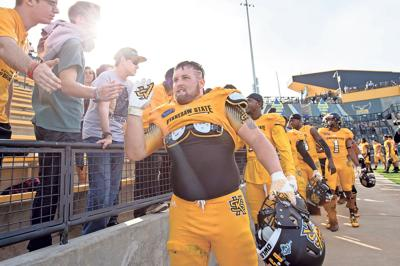 Kennesaw State lineman Luther Jones again hosting camp at