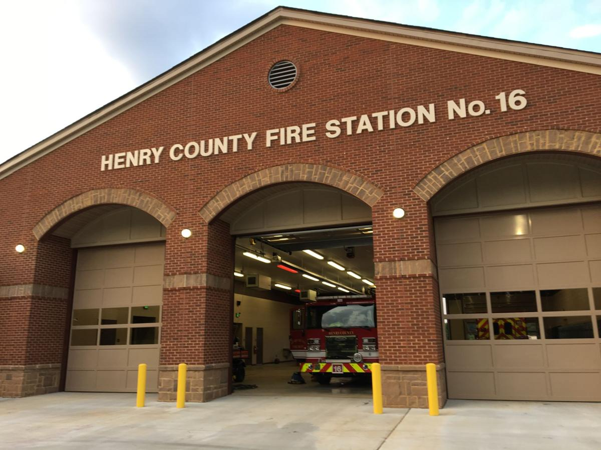 Henry County Fire Station No. 16