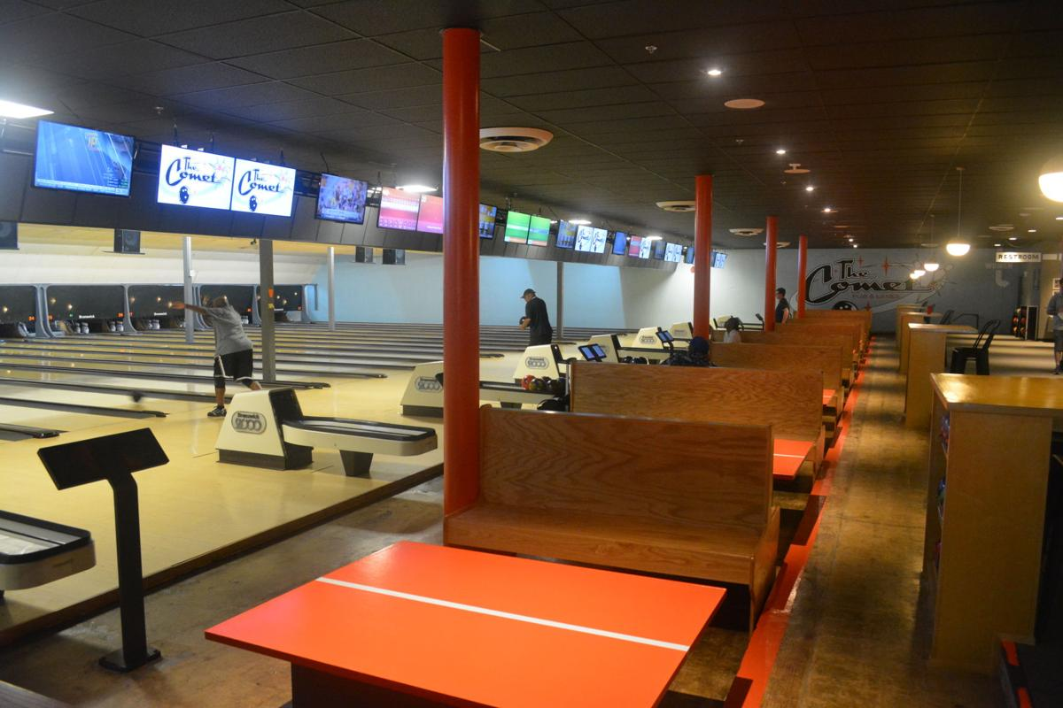 1950's bowling alley in Decatur gets second life under new