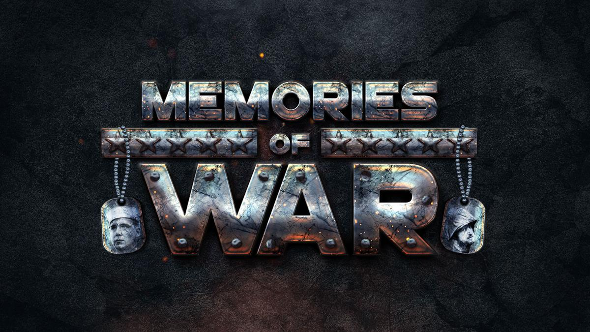Memories of War graphic