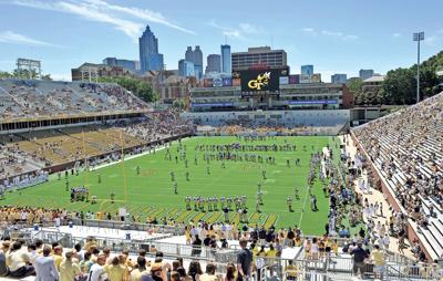 South Carolina St Georgia Tech Football