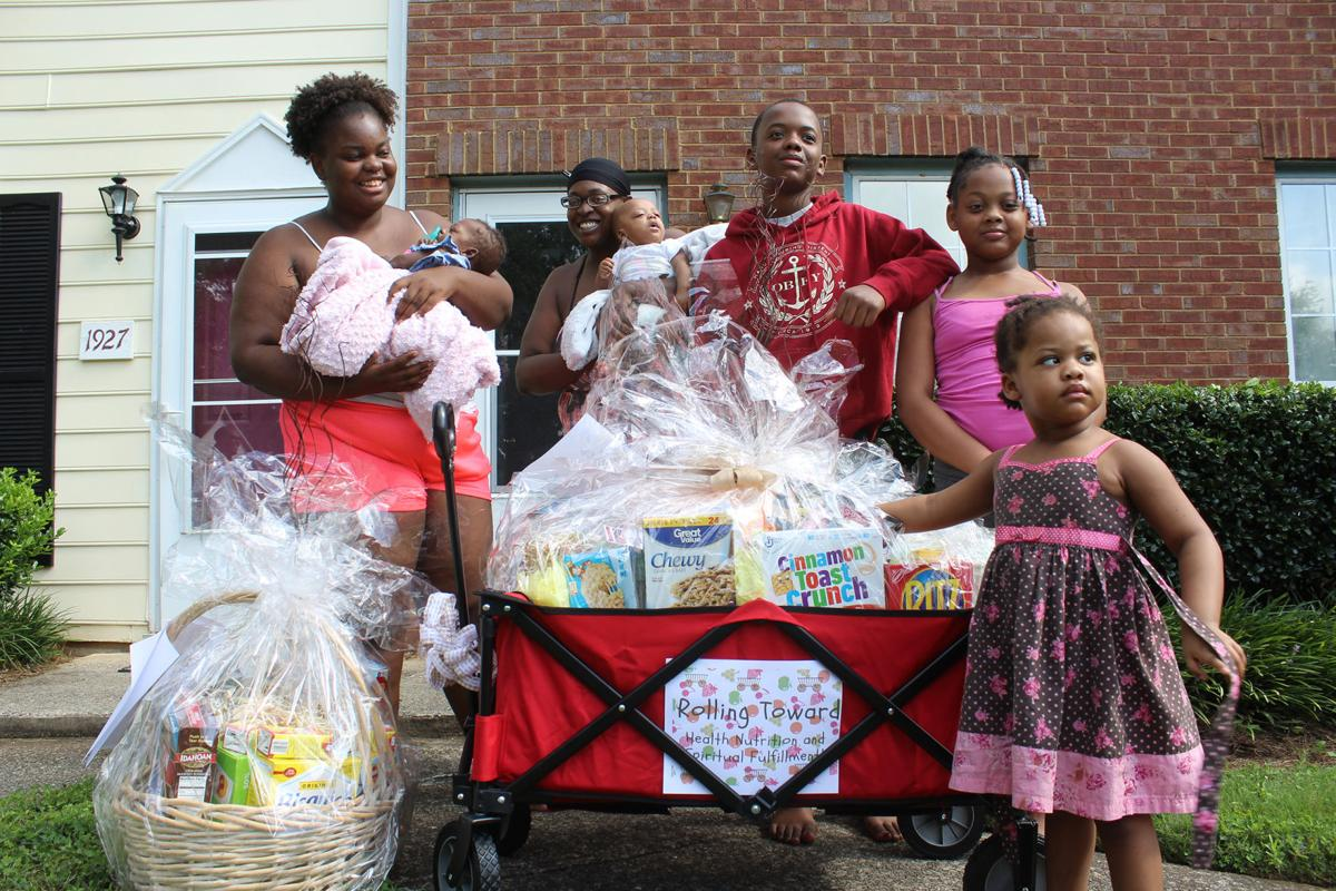 Turner Chapel Ame Church Feeds Neighbors With Care