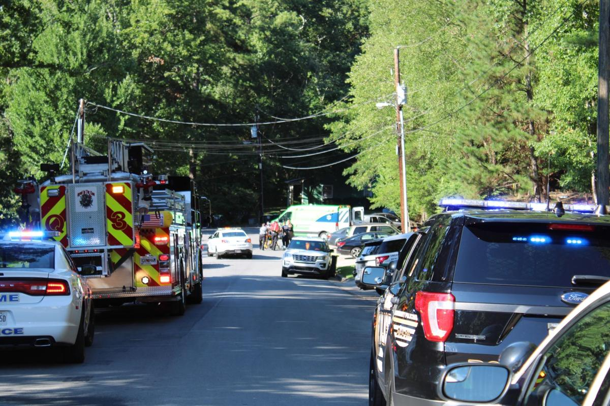 Shooting on Cliffview Drive has police looking for a suspect