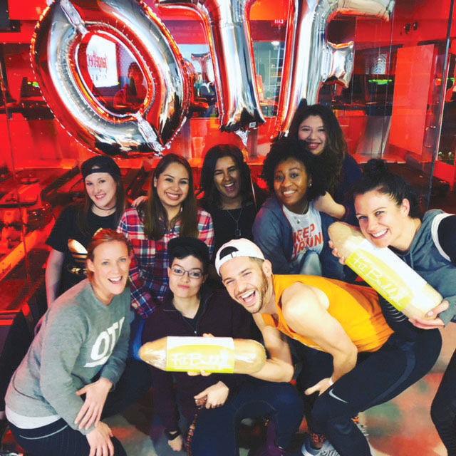 Fit Buddy 2 Orangetheory Fitness group