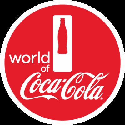 World of Coca-Cola logo