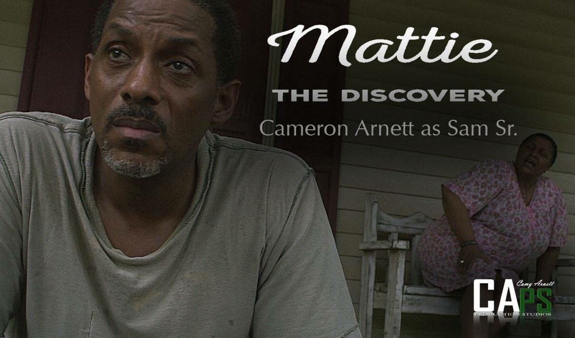 Mattie The Discovery still