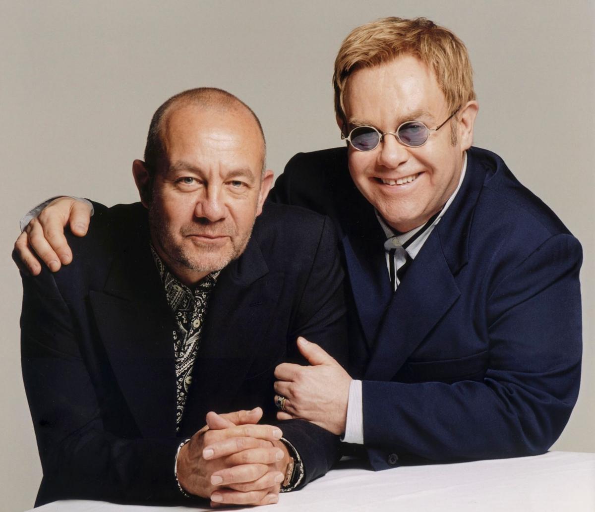 110619_MNS_Taupin_Lowe_001 Bernie Taupin Elton John