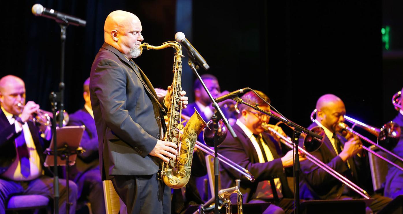 City Springs PAC 3 Joe Gransden's Big Band