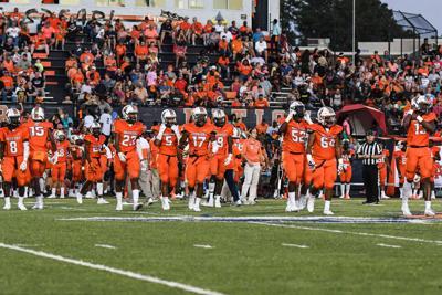 North Cobb High School vs Etowah High School Friday Night Football Action