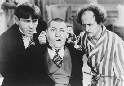 Photo: Still a Stooge After All These Years