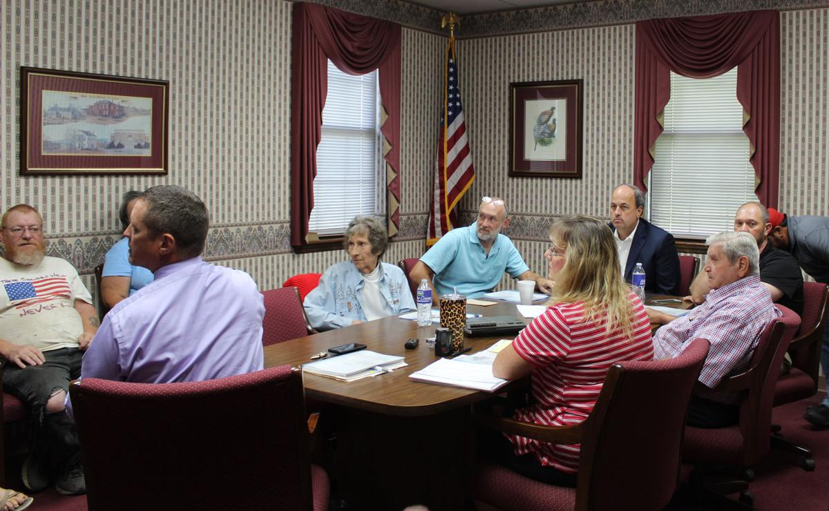 Walker County Water and Sewerage Authority Board of Directors