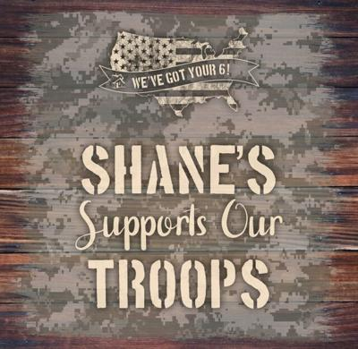 Shanes Veterans Day