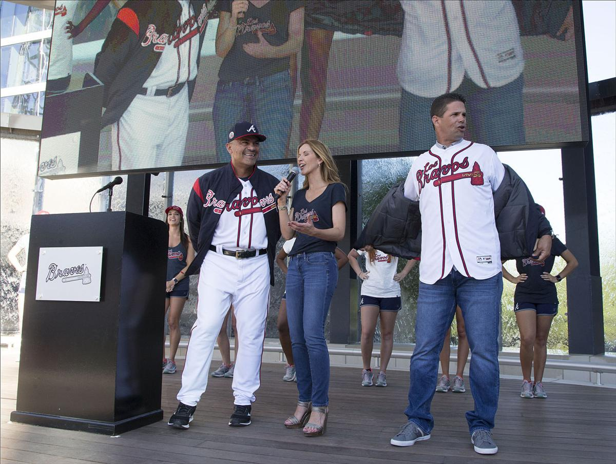 new style 94947 88492 Braves to honor Hispanic Heritage Month | Atlanta Braves ...