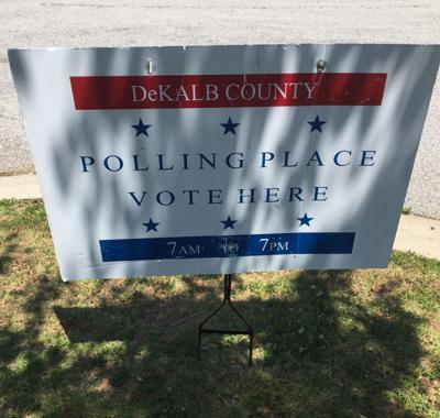 DeKalb Polling Place