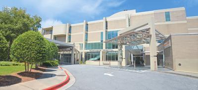 Northside Hospital entrance