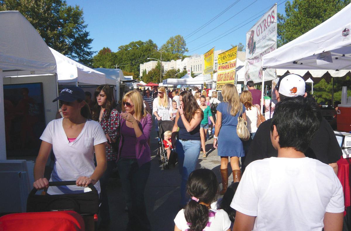Brookhaven Arts Fest 1
