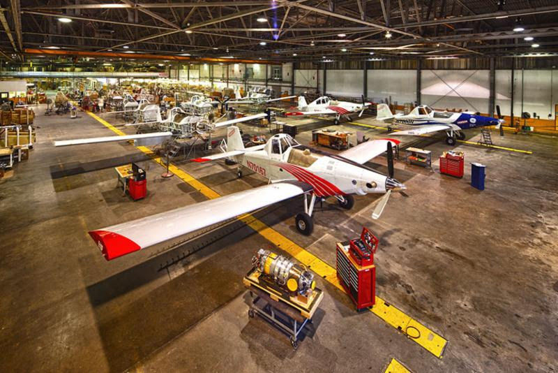 Thrush Aircraft Headquarters in Albany - Business.jpg