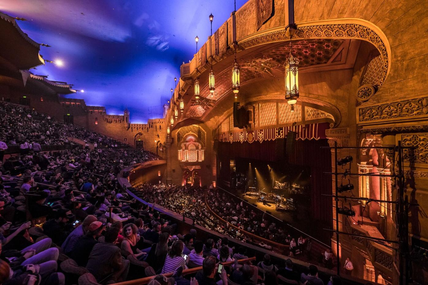 040721_MNS_arts_rescue_002 Fox Theatre interior with fans